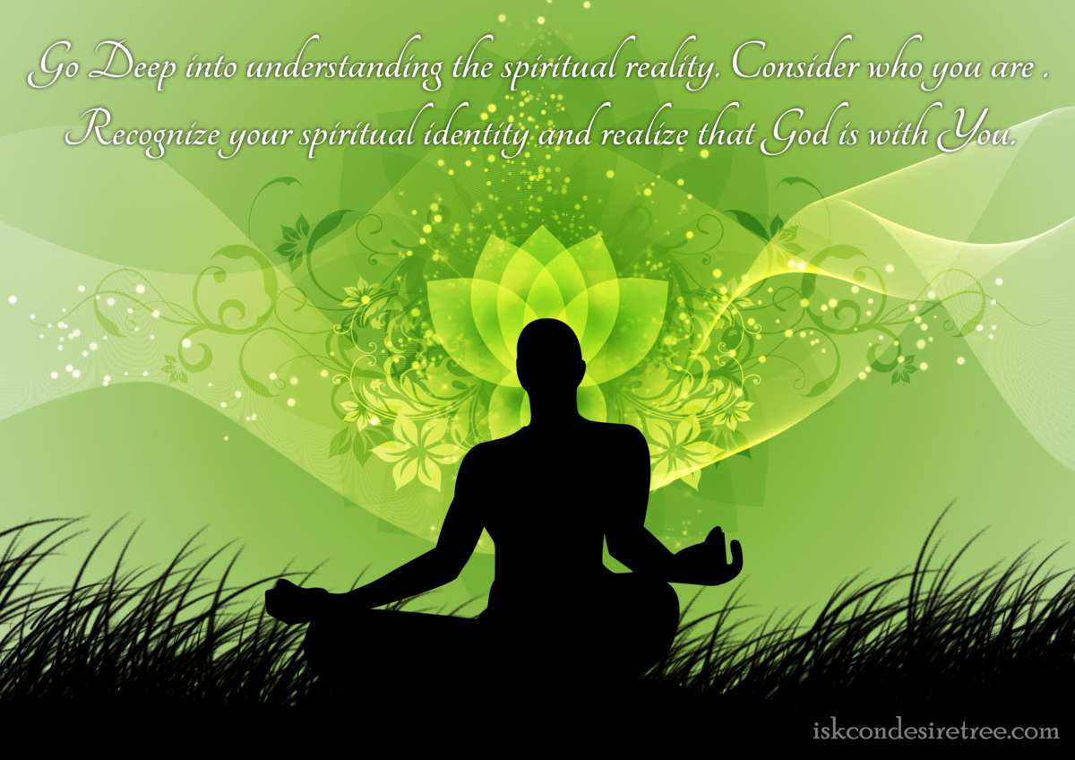 Spiritual Quotes Spiritual Realization  Spiritual Quotesiskcon Desire Tree