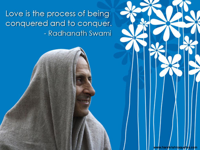 Radhanath Swami on Love