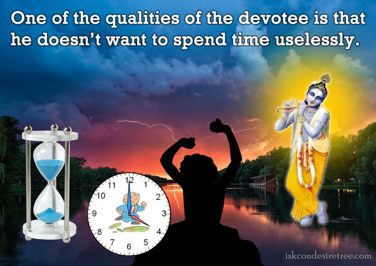 Bhakti Charu Swami on Qualities of Devotees