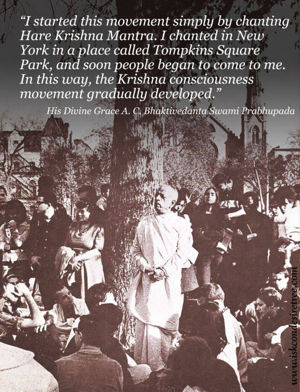 Quotes by Srila Prabhupada on Development of The Krishna Consciousness Movement