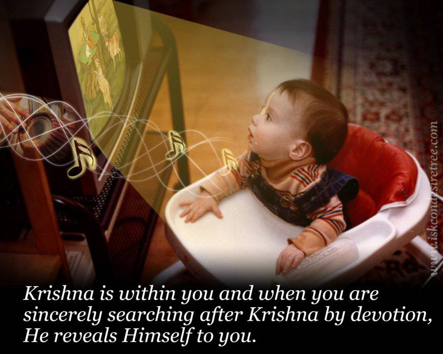 Quotes by Srila Prabhupada on Revelation of Krishna
