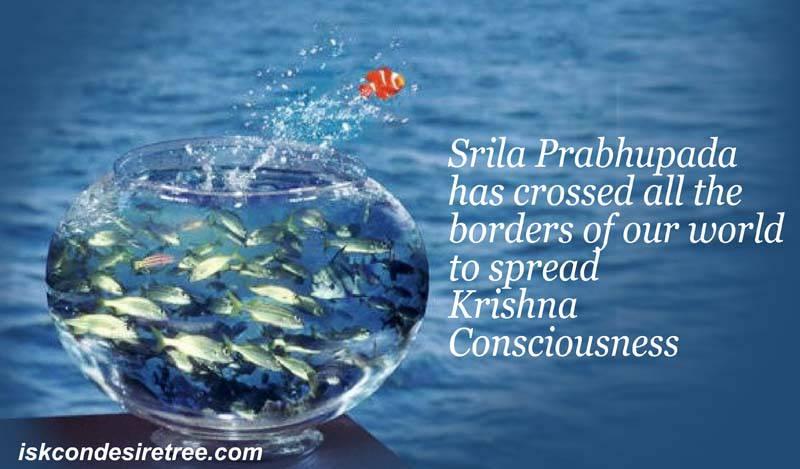 Quotes by Srila Prabhupada on Srila Prabhupada