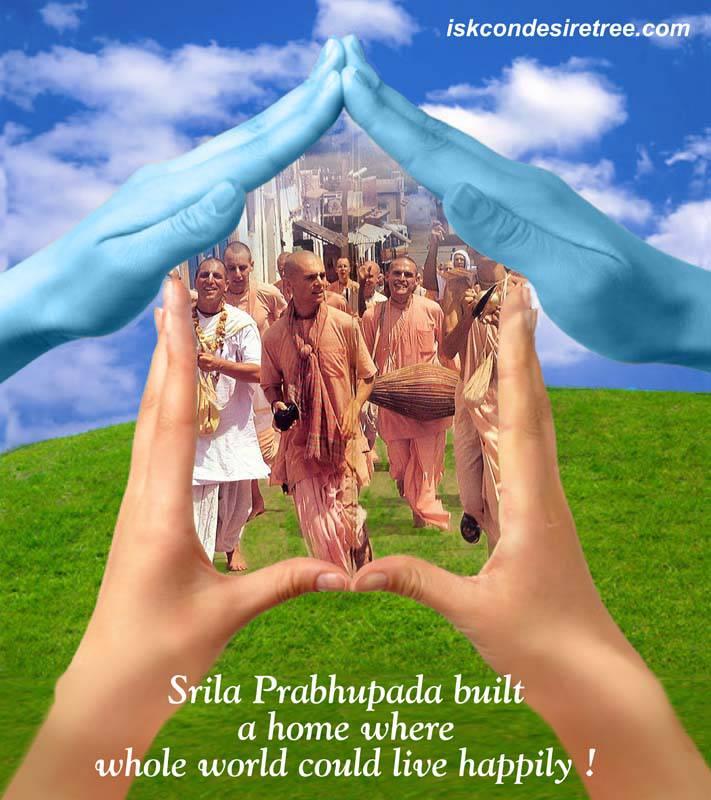Quotes by Srila Prabhupada on Srila Prabhupada's Greatness
