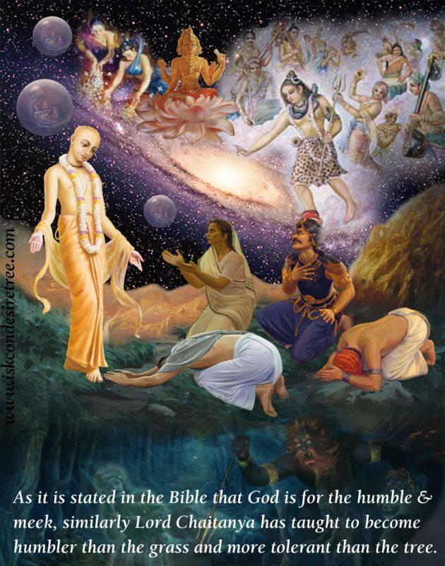 Quotes by Srila Prabhupada on Teachings of Lord Chaitanya