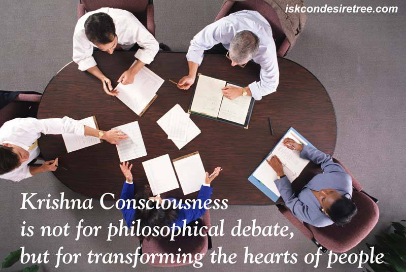 Quotes by Srila Prabhupada on Tranformation of People's Hearts