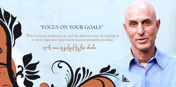 Mahatma Prabhu on Focus on Your Goals