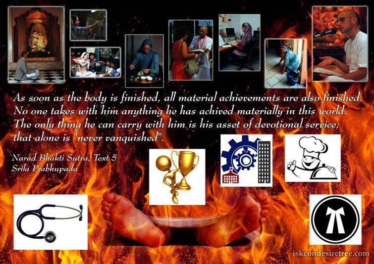 Srila Prabhupada on Devotional Service