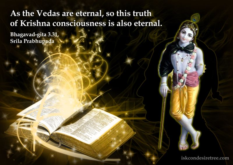 Srila Prabhupada on Krishna Consciousness