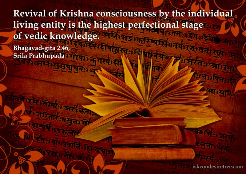 Srila Prabhupada on Revival of Krishna Consciousness