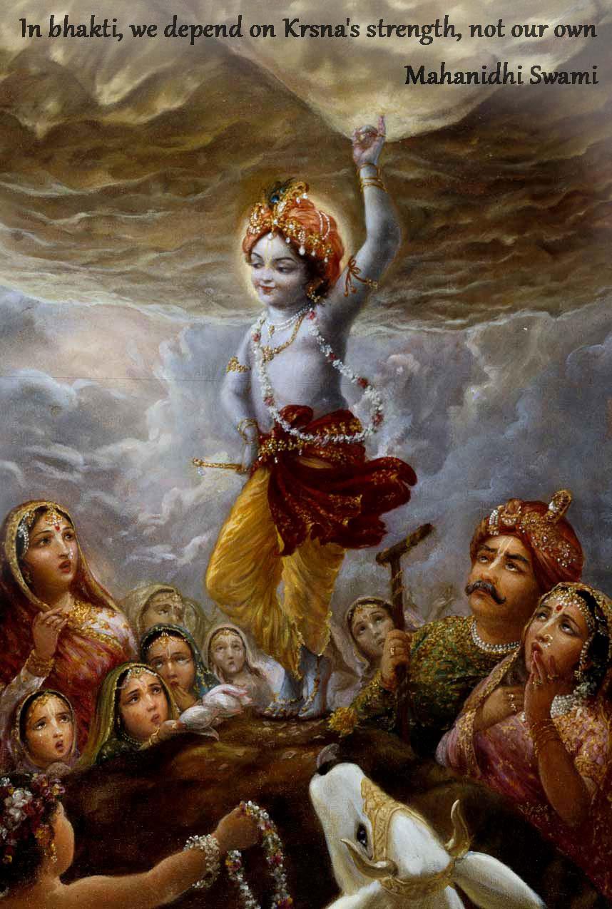 Mahanidhi Swami on Bhakti