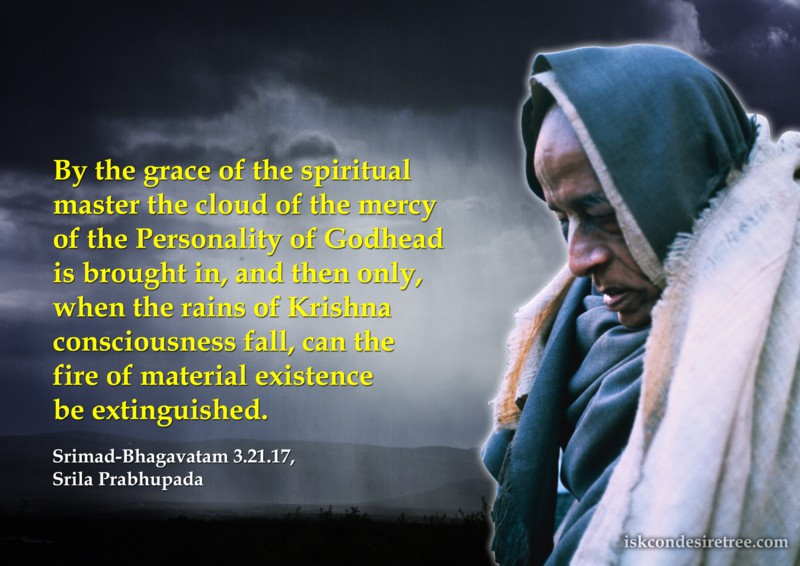 Grace of The Spiritual Master