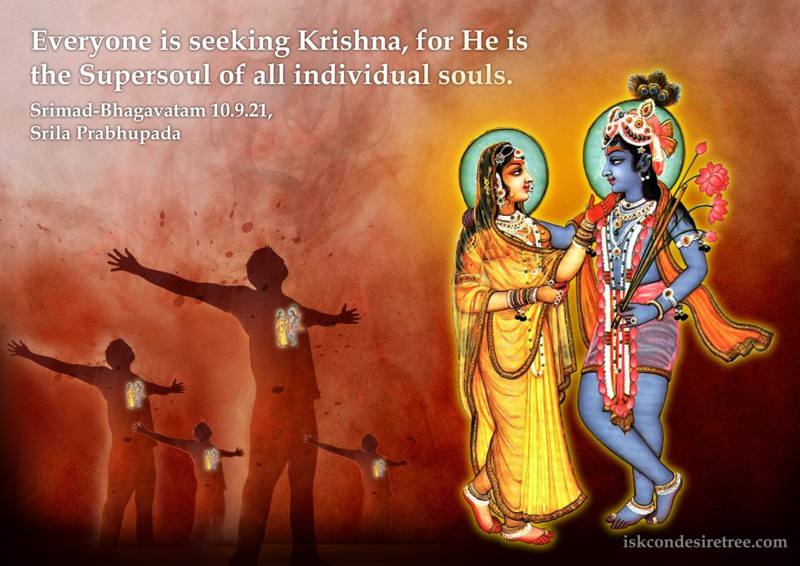 Srila Prabhupada on Supersoul of All Individual Souls