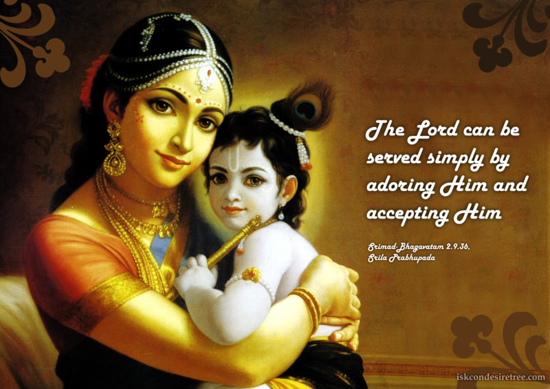 Srila Prabhupada on Serving The Lord