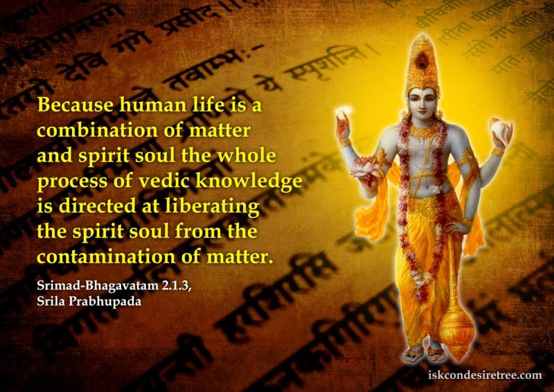 Srila Prabhupada on Whole Process of Vedic Knowledge