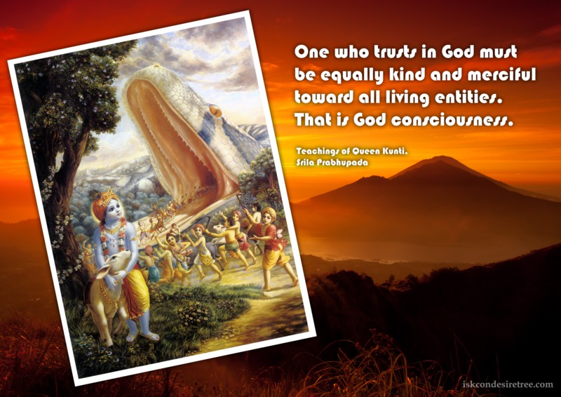 Srila Prabhupada on God Consciousness