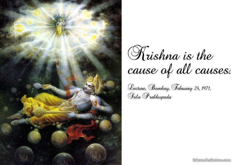 Srila Prabhupada on Krishna