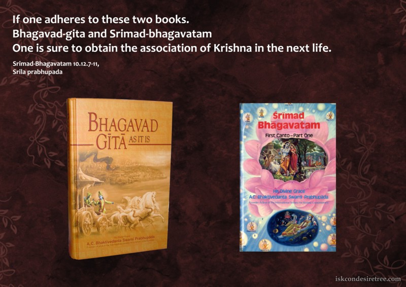 Srila Prabhupada on Obtaining Krishna's Association