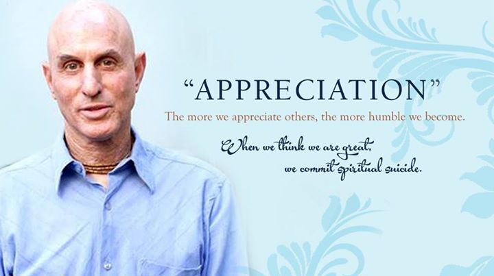 Mahatma Prabhu on Appreciation