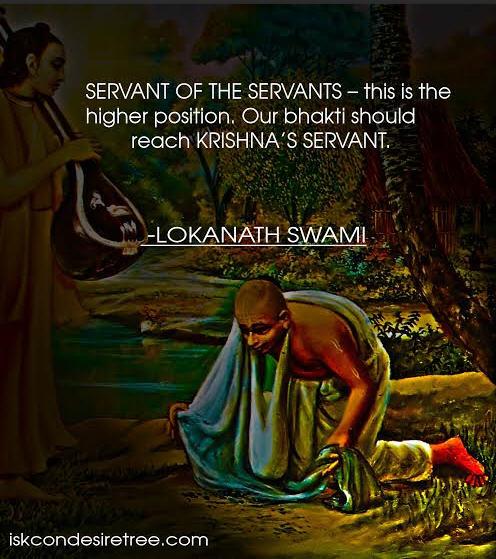 Servant of the Servants