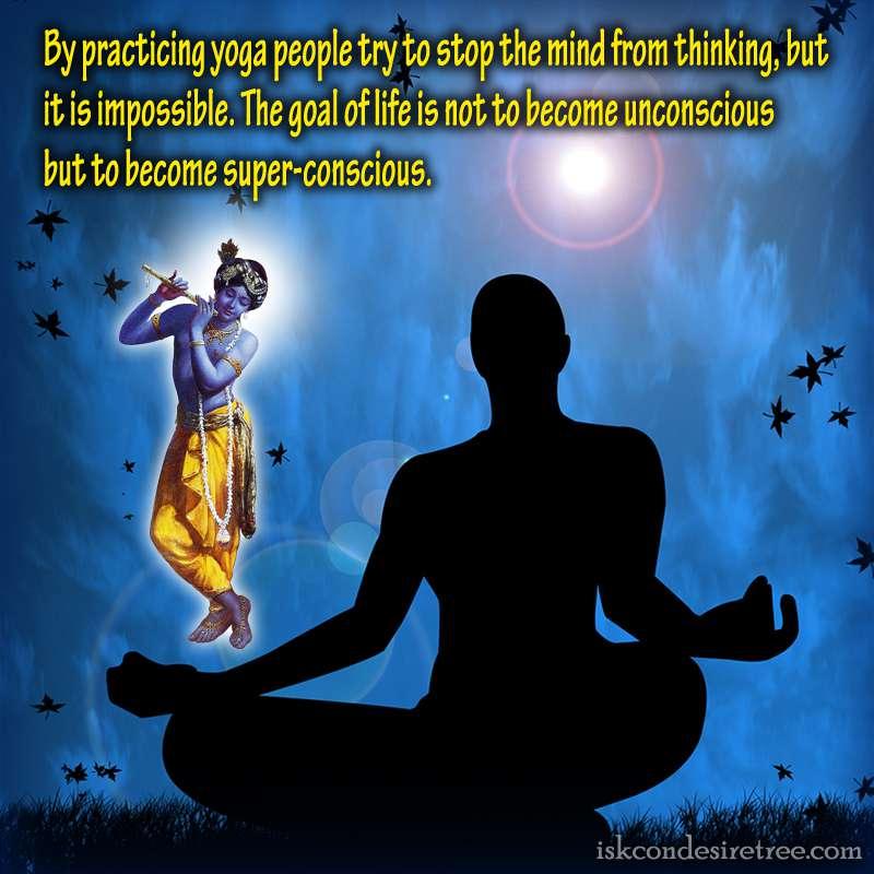 Bhakti Charu Swami on Goal of Life