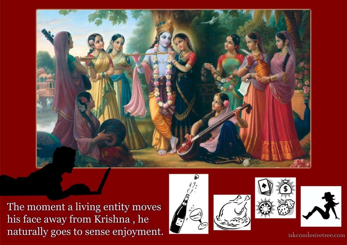 Bhakti Charu Swami on Sense Enjoyment