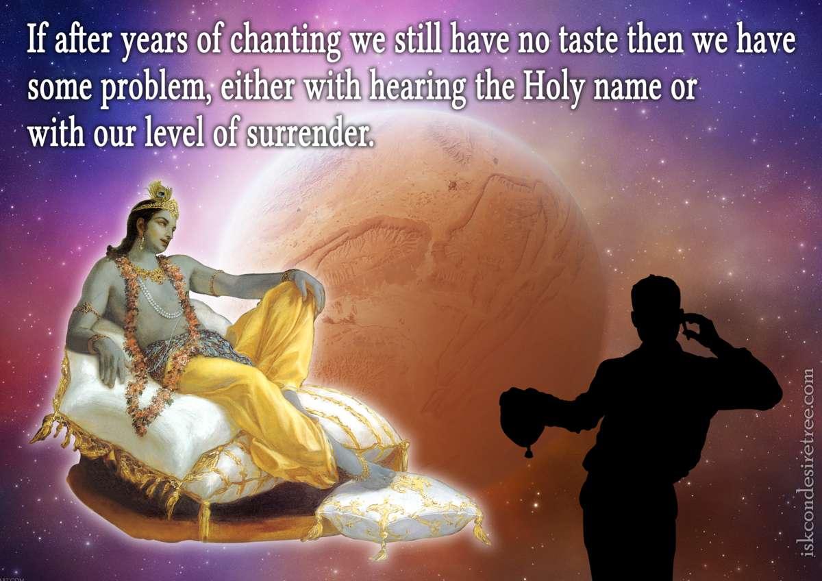 Bhakti Charu Swami on Chanting