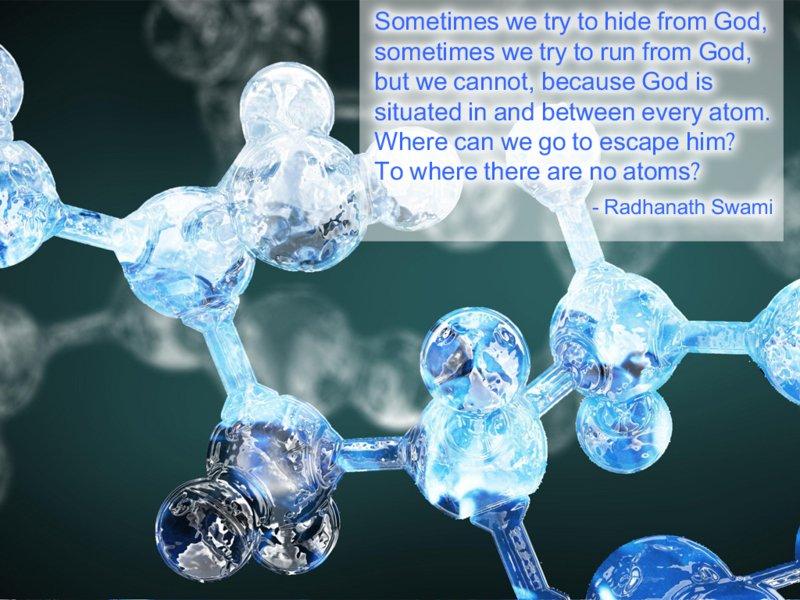 Radhanath Swami on Existence of God