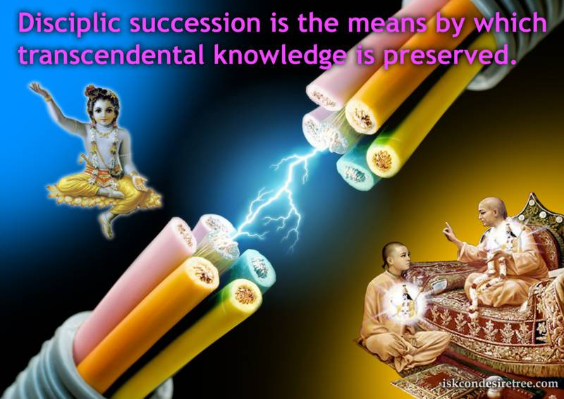 Radhanath Swami on Transcendental Knowledge