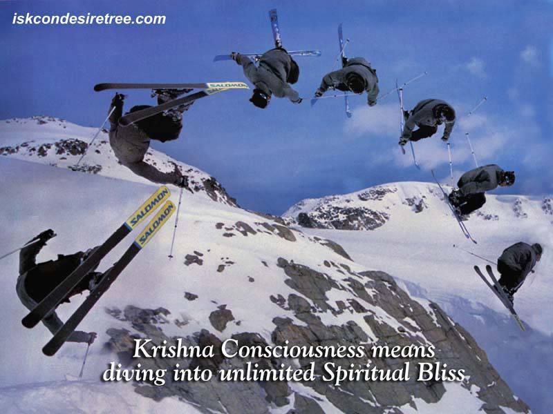 Quotes by Srila Prabhupada on Krishna Consciousness