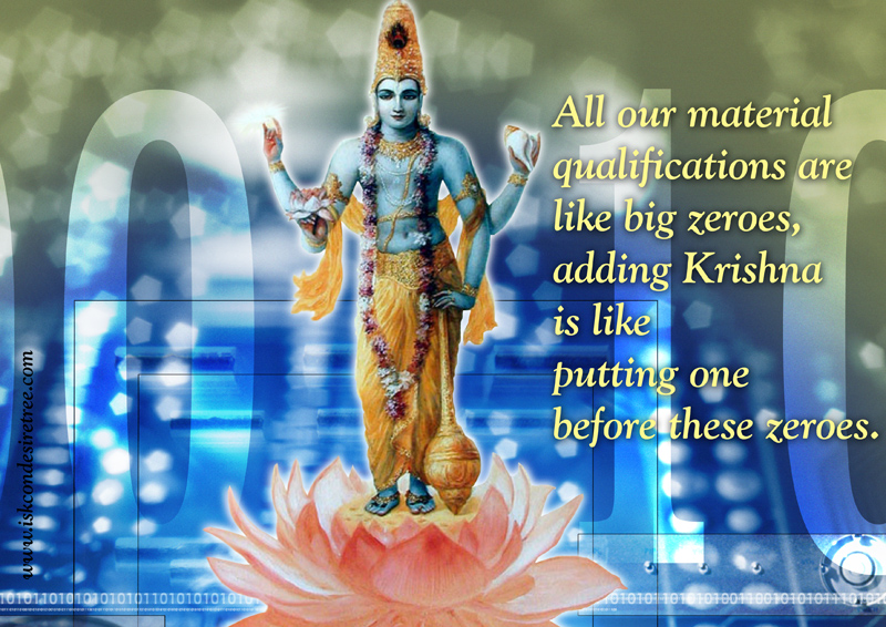 Srila-Prabhupada On Material Qualifications