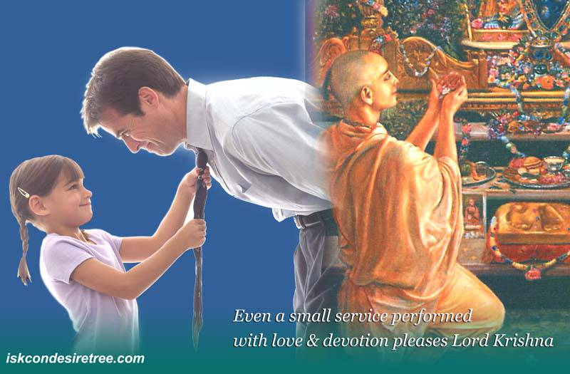 Quotes by Srila Prabhupada on Pleasing The Lord