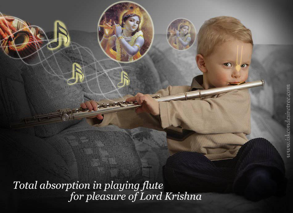 Quotes by Srila Prabhupada on Pleasure of Lord Krishna