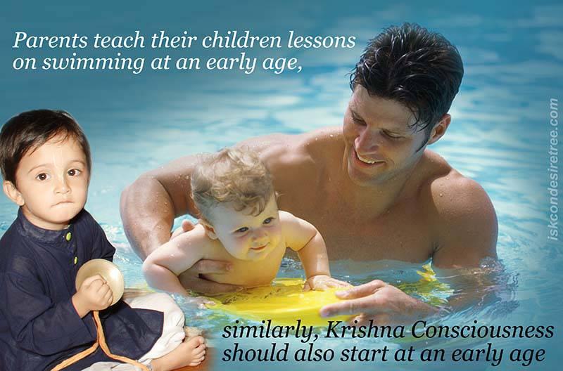Quotes by Srila Prabhupada on Starting Krishna Consciousness