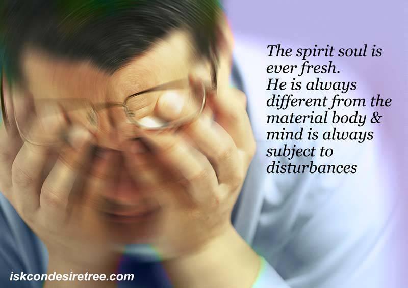Quotes by Srila Prabhupada on The Spirit Soul