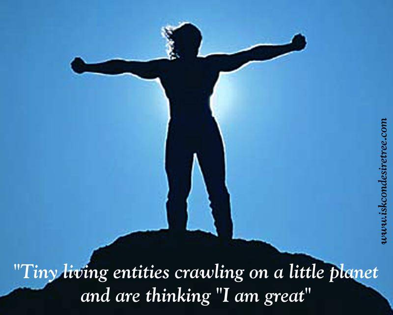 Quotes by Srila Prabhupada on Tiny Living Entities