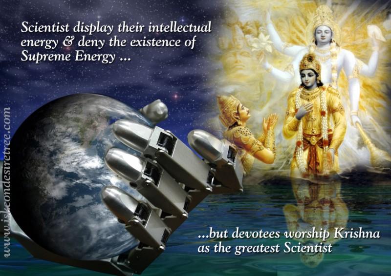 Quotes by Srila Prabhupada on Worshiping Krishna - The Greatest Scientist