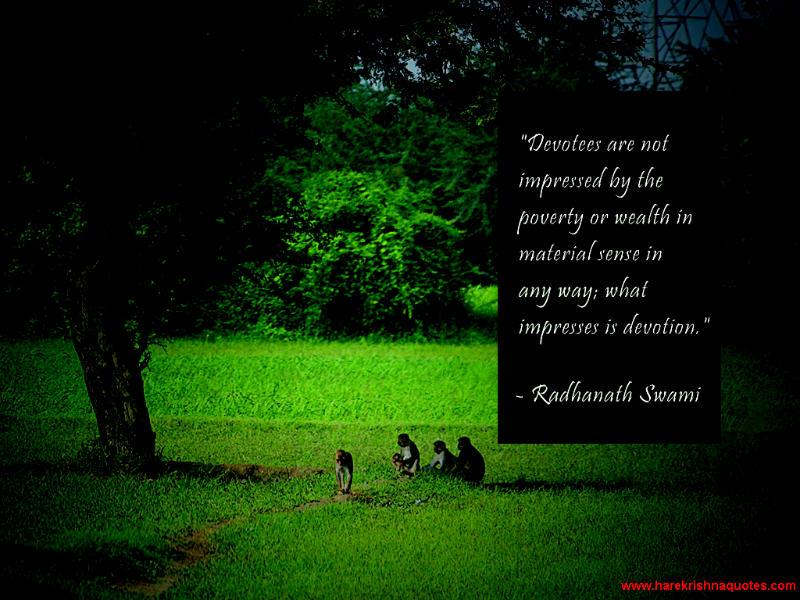 Radhanath Swami on Devotion