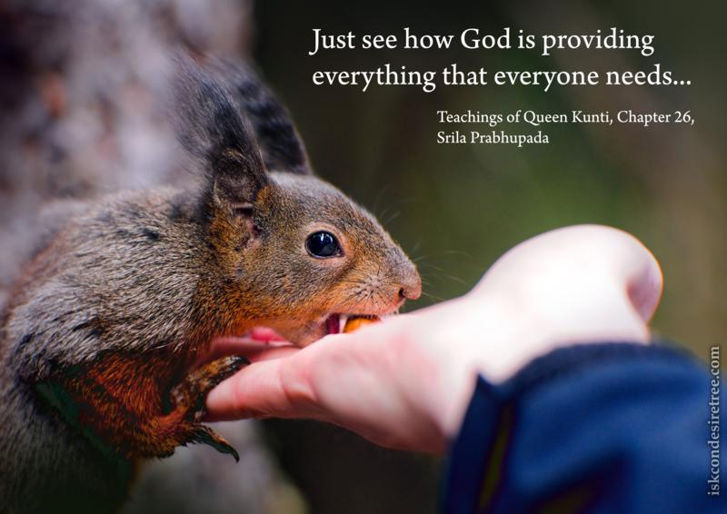 Srila Prabhupada on God