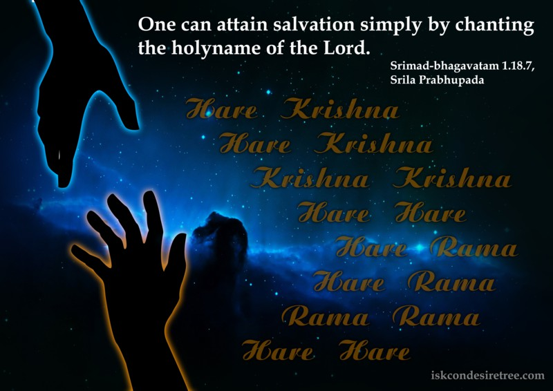 Srila Prabhupada on Attaining Salvation