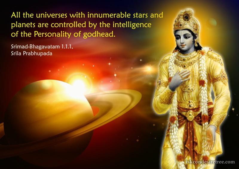 Srila Prabhupada on Intelligence of The Personality of Godhead