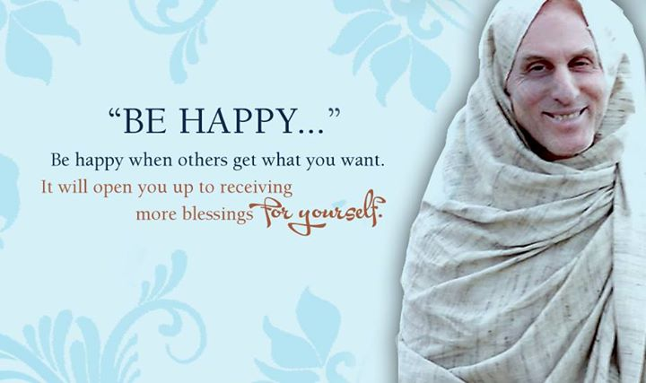 Mahatma Prabhu on Be Happy