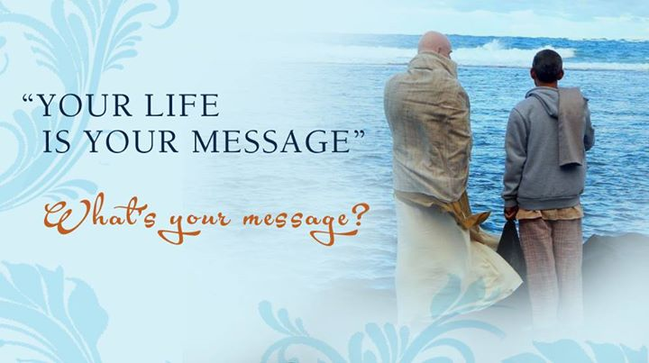 Mahatma Prabhu on Whats your message